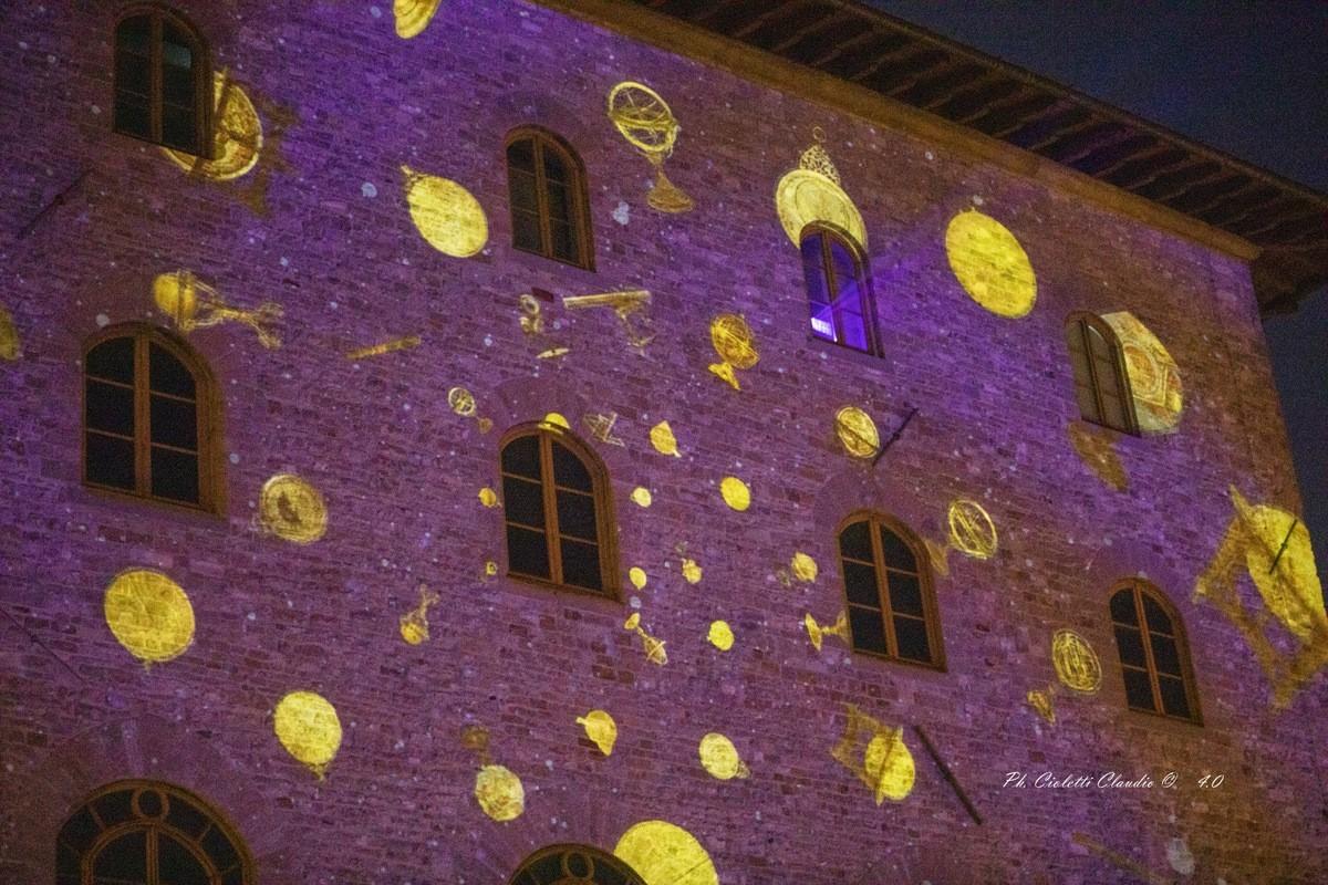 """Museo Galileo Galilei """"Proiezioni"""""""
