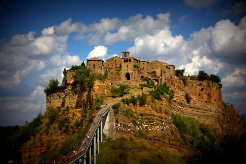 Civita Bagnoregio,Escursione Fotografica