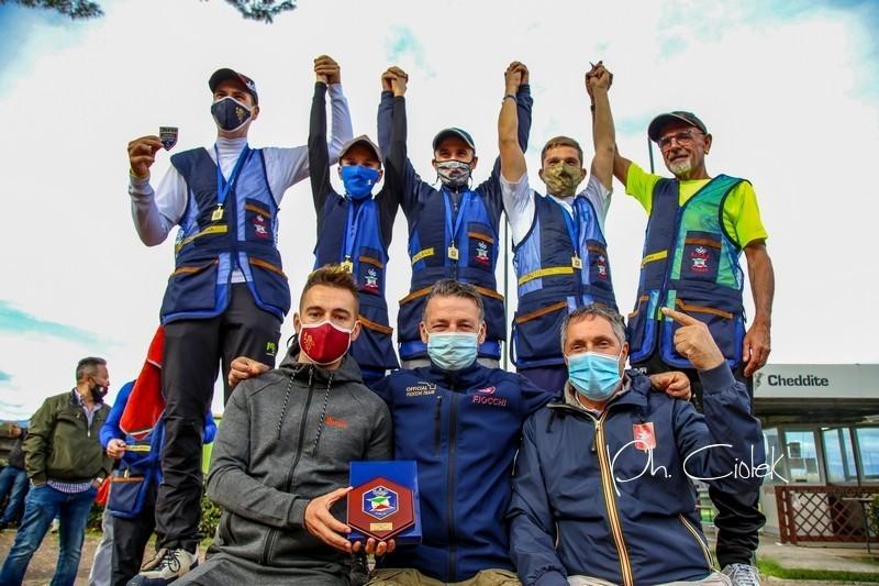 LA TOSCANA VINCE IL TROFEO DELLE REGIONI DI TIRO A VOLO SKEET 2020